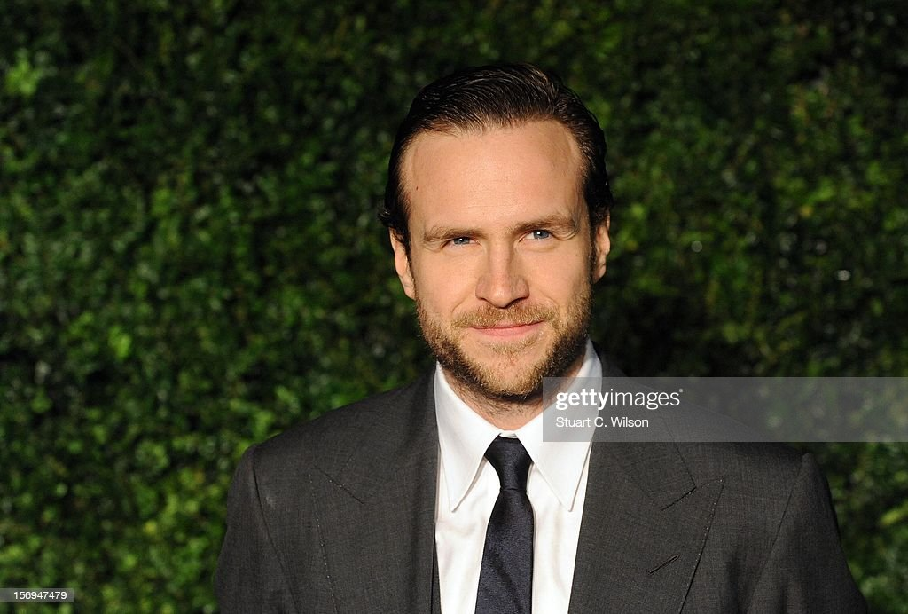 Rafe Spall attends the 58th London Evening Standard Theatre Awards in association with Burberry on November 25, 2012 in London, England.