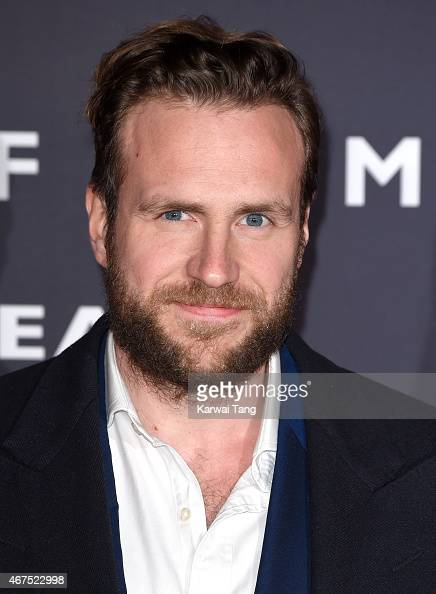 Rafe Spall attends the BBC Films' 25th Anniversary Reception at BBC Broadcasting House on March 25 2015 in London England