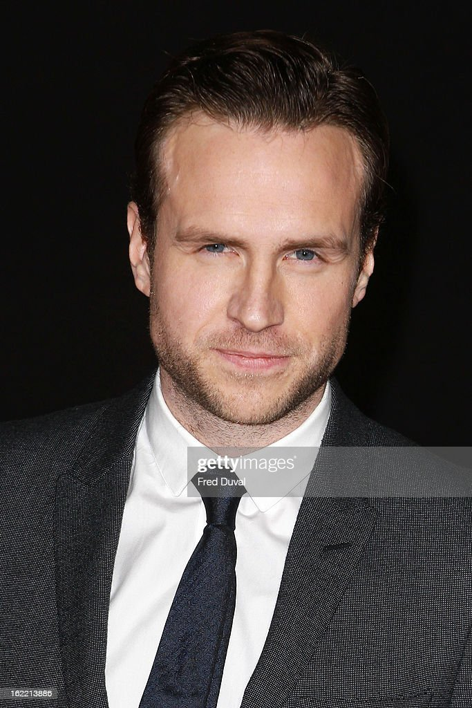 Rafe Spall attends the Brit Awards at 02 Arena on February 20, 2013 in London, England.