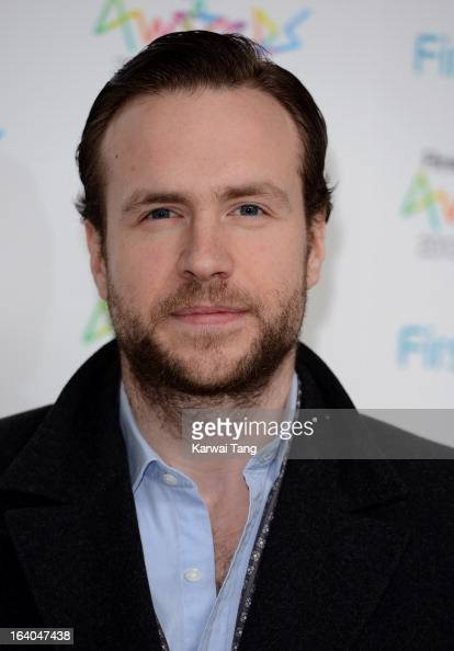 Rafe Spall attends the First Light Awards at Odeon Leicester Square on March 19 2013 in London England