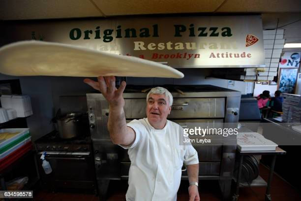 Raffaele Aiello of The Original Pizza is one of dozens of small businesses being smacked down with lawsuit claims that they violate the Americans...