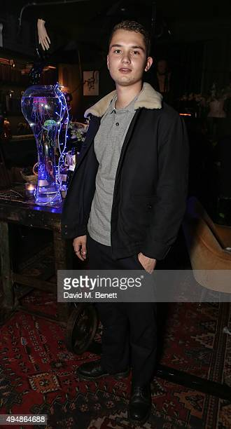 Rafferty Law attends Halloween At West Thirty Six at West Thirty Six on October 29 2015 in London England