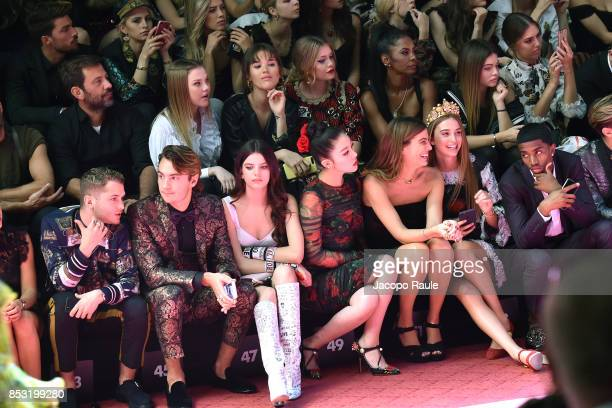 Rafferty Law Brandon Thomas Lee Sonia Ben Ammar Natasha Lau Kitty Spancer Thylane Blondeau Amber Le Bon Bianca Brandolini D'Adda and Christian Combs...