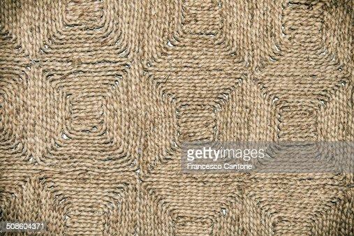 Raffia pattern : Stock Photo