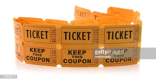 Tickets de tombola