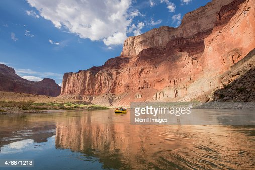 Rafting Colorado River in Grand Canyon