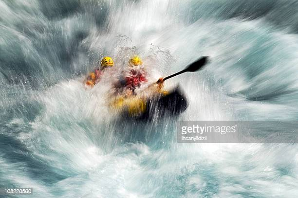 White Water Rafting auf
