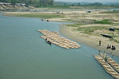 Rafts of Bamboo