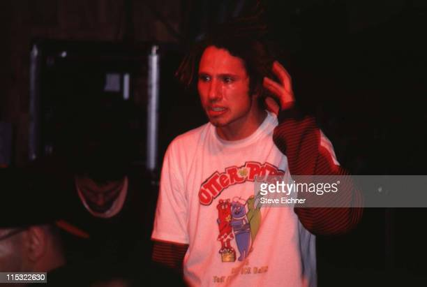 Rage Against The Machine during Rage Against The Machine in Concert at Wetlands 1993 at Wetlands in New York City New York United States