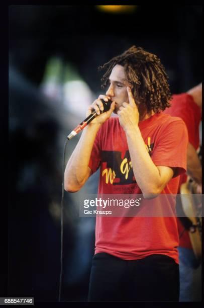 Rage Against The Machine Zack De La Rocha Rock Werchter Festival Werchter Belgium