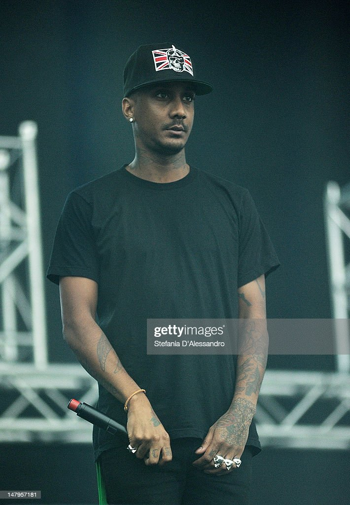 Rage of Chase And Status performs at the 2012 Heineken Jammin Festival on July 6 2012 in Milan Italy