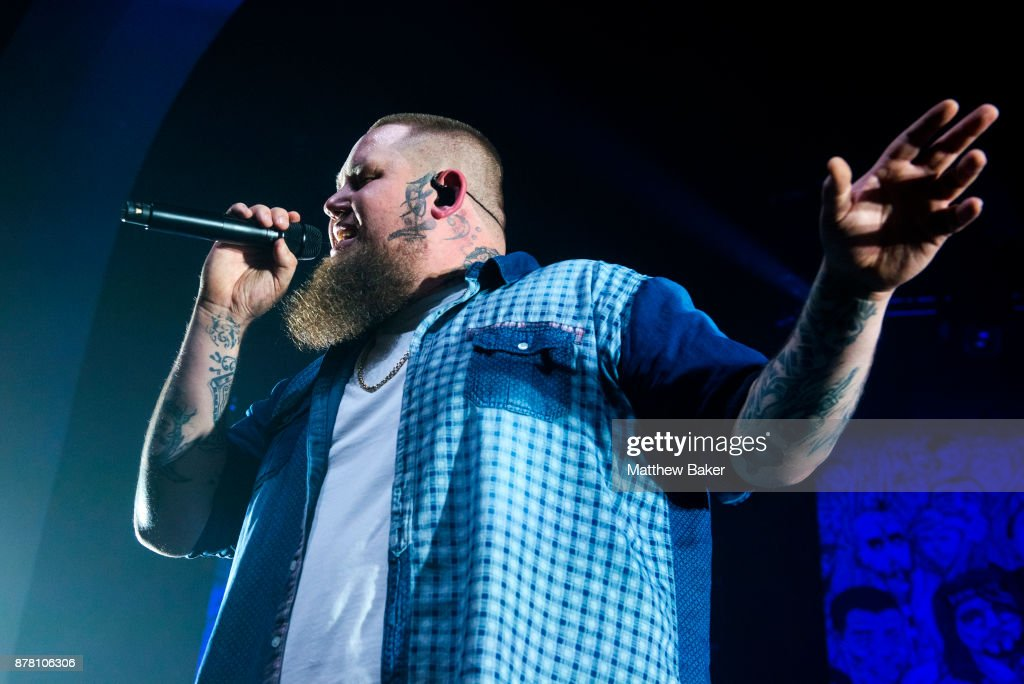 Rag'n'Bone Man Performs At The O2 Academy Brixton