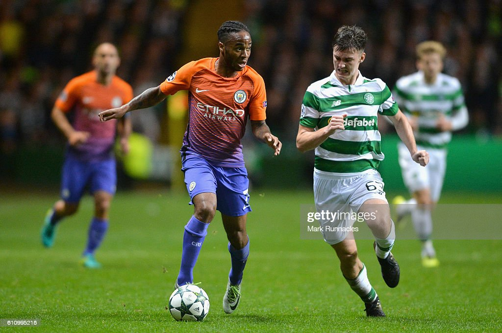 Celtic FC v Manchester City FC - UEFA Champions League : News Photo