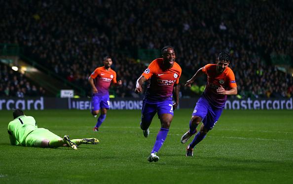 Celtic FC v Manchester City FC - UEFA Champions League : News Photo