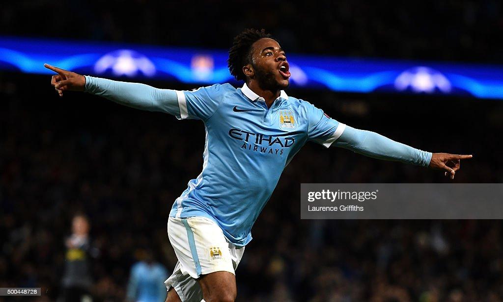 Manchester City FC v VfL Borussia Monchengladbach - UEFA Champions League