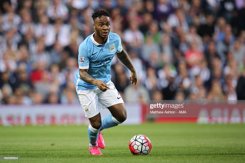 In Focus: Raheem Sterling Debut For Manchester  City