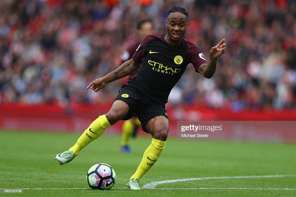 Stoke City v Manchester City - Premier League : News Photo