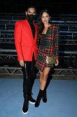 Balmain : Front Row -  Paris Fashion Week - Womenswear...