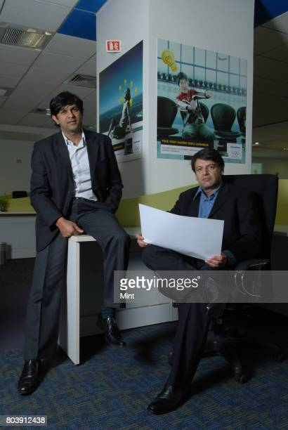 Rahul Agarwal Executive DirectorGlobal Marketing Hub and Marketing Communications at Lenovo PvtLtd and Poran Malani President of Ogilvy and Mather...