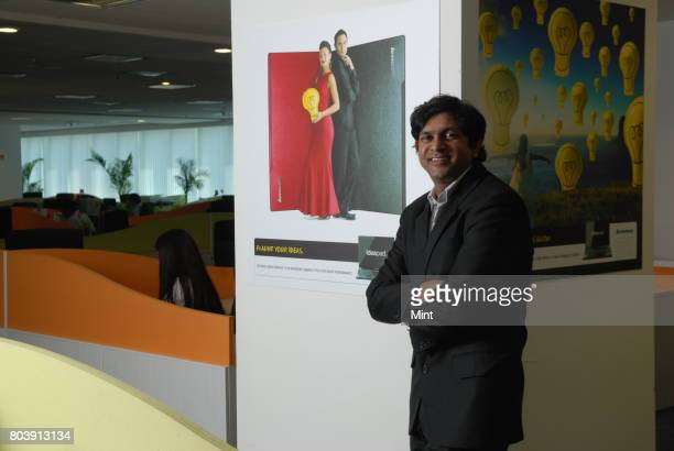 Rahul Agarwal Executive DirectorGlobal Marketing Hub and Marketing Communications at Lenovo PvtLtd photographed during an interview with Mint