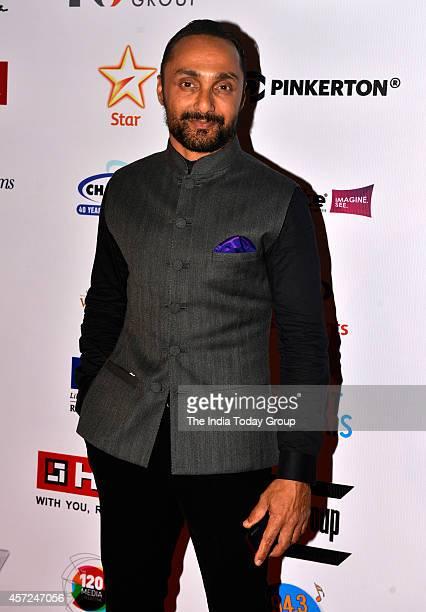 Rahul Bose at the opening ceremony of 16th Mumbai Film festival in Mumbai