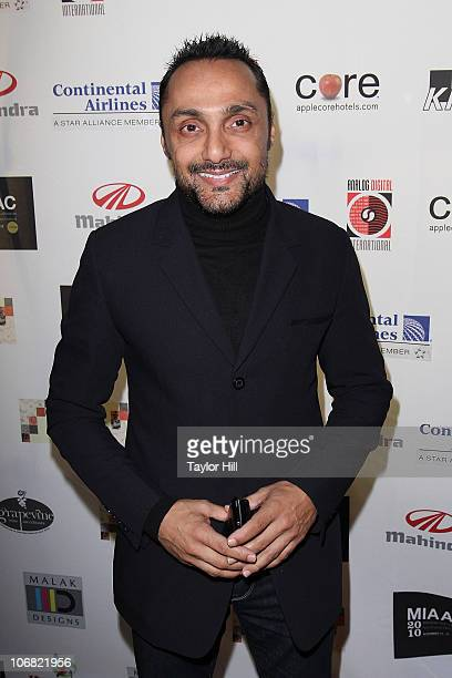 Rahul Bose attends the closing night of the 10th annual Mahindra IndoAmerican Arts Film Festival at the SVA Theater on November 13 2010 in New York...