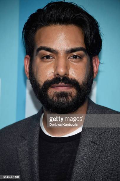 Rahul Kohli attends the 2017 CW Upfront on May 18 2017 in New York City
