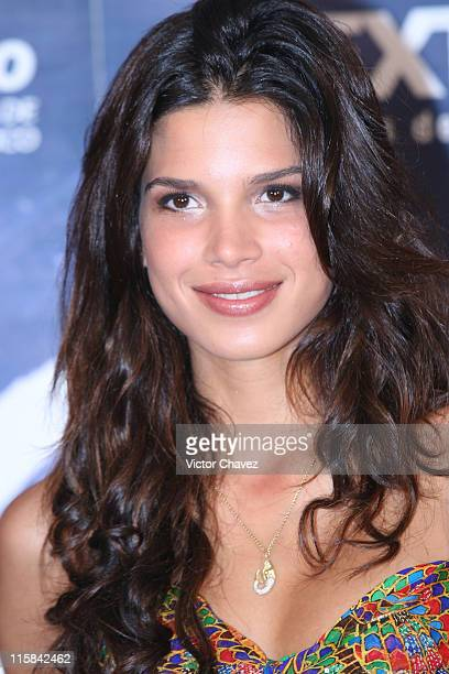 Raica Oliveira during Acapulco Fashion Nextel 2006 Arrivals May 6 2006 at Hotel Fairmont Pierre Marques in Acapulco Guerrero Mexico