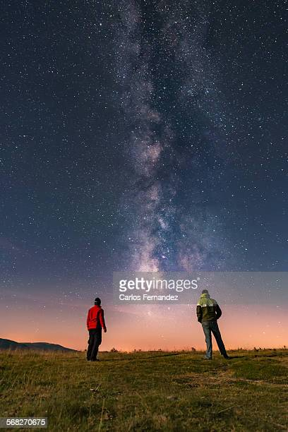 Raiders of the Milky Way