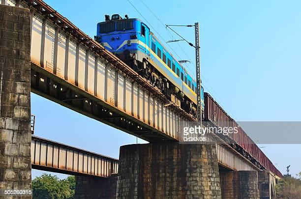 Rail freight transport