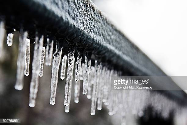 Rail of Icicles