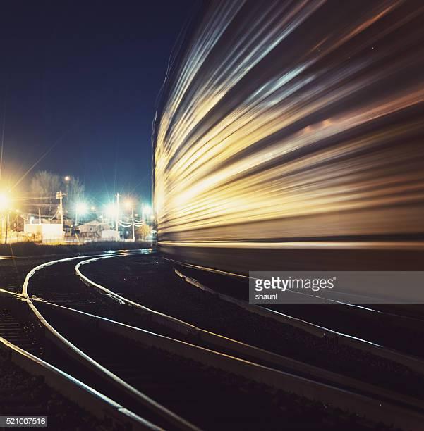 Rail Shunting Yard