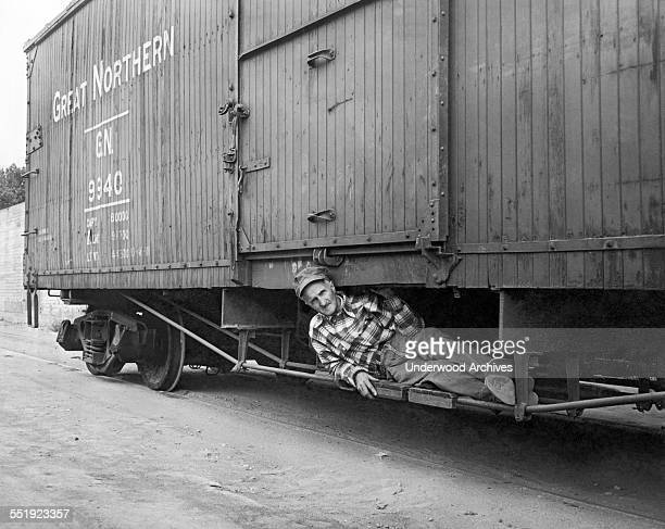Tramp Stock Photos And Pictures Getty Images