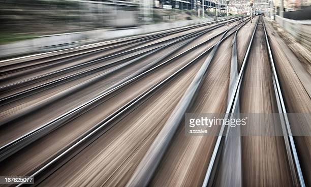 Ferrovia e serrate