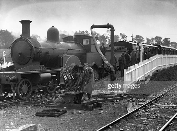 Train Lever In Lodon : Signal box stock photos and pictures getty images