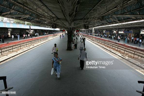 Railway motorman goes on stick on last 2 day Mumbaikar wetting for the train at Andheri