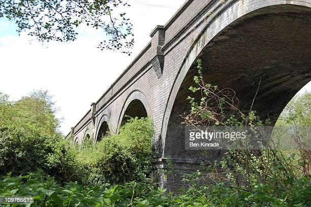 Railway Viaduct over the Colne Valley