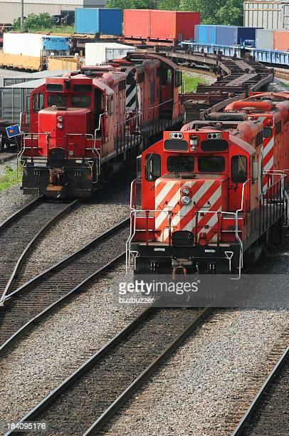 Railways and Locomotives