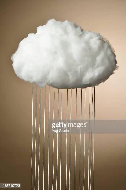 Rain and cloud