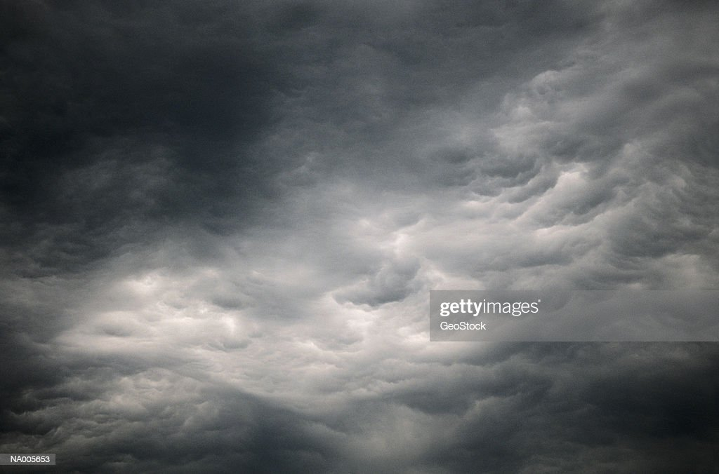 Rain Clouds : Stock Photo