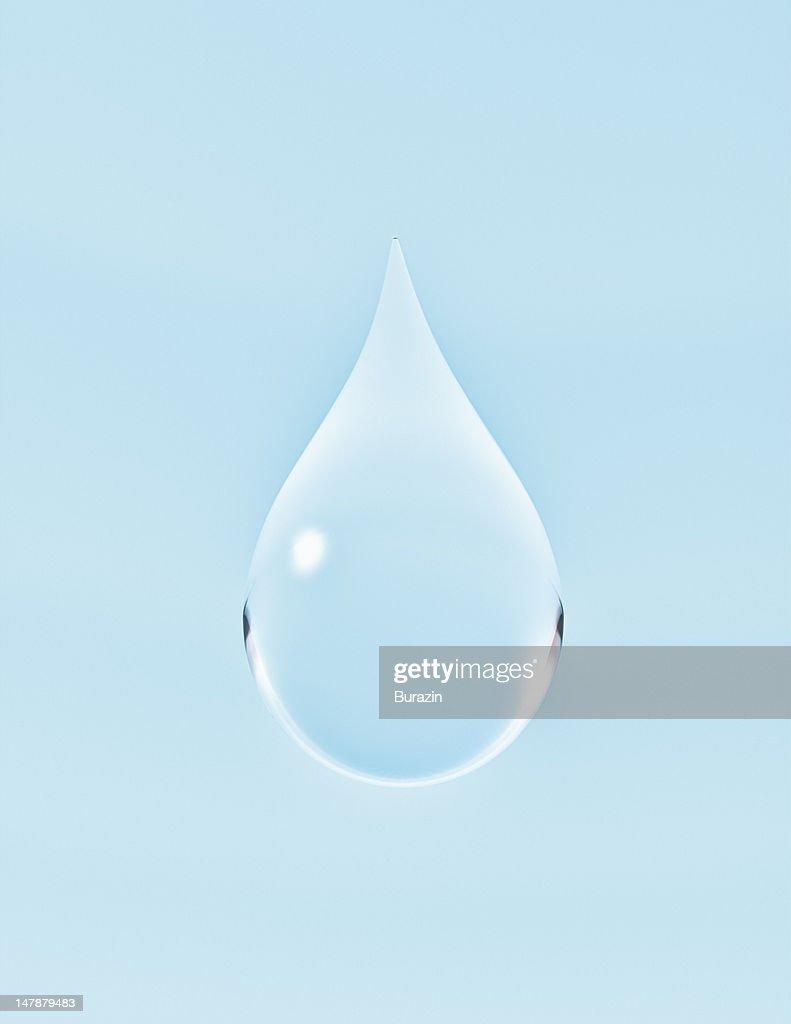 Rain drop : Stockfoto