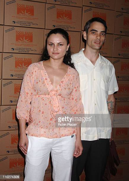 Rain Phoenix and Michael Tubbs during 2006 Food Bank For New York Citys Annual Can Do Awards Gala at Pier Sixty Chelsea Piers in New York City New...