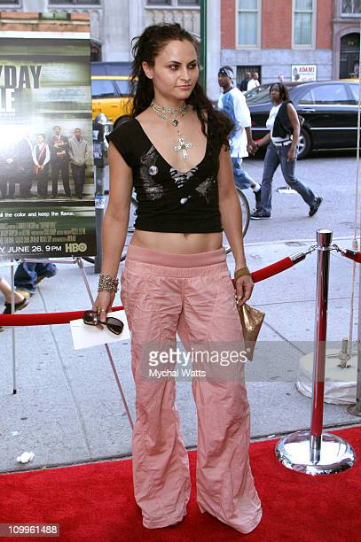 Rain Phoenix during HBO Films Present the Premiere of Everyday People at Chelsea West Theater in New York City New York United States