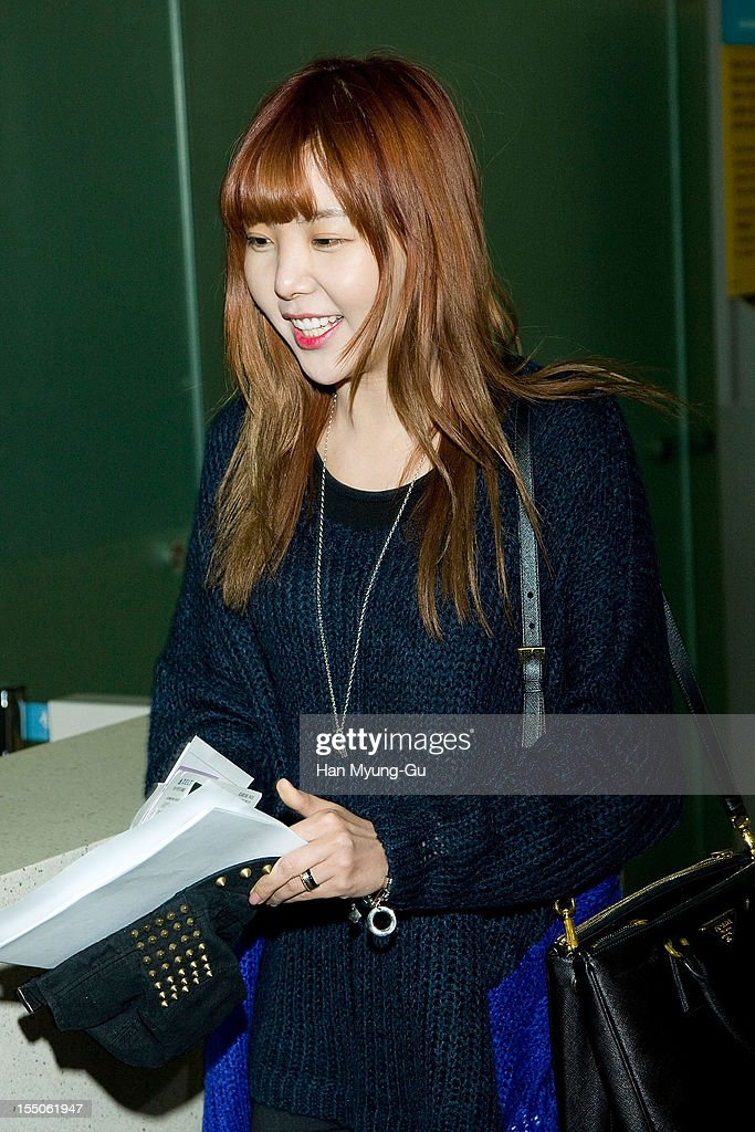 Celebrity Sighting In Incheon