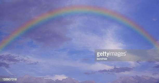 Rainbow dopo la tempesta