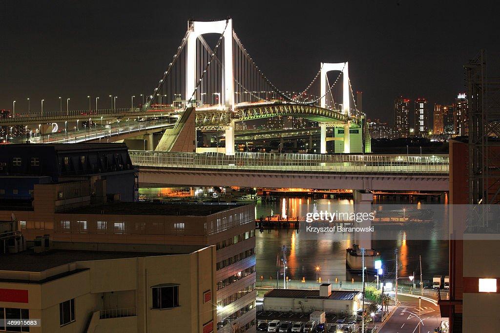 Rainbow Bridge : Stock Photo