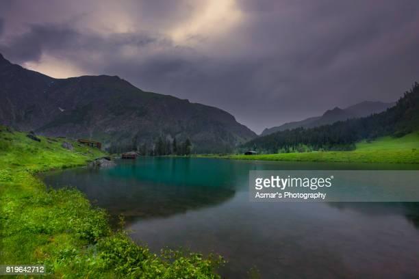 Rainbow Lake, Domail Minimarg