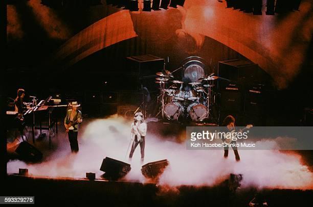 Rainbow live at Nippon Budokan Tokyo August 26 1981