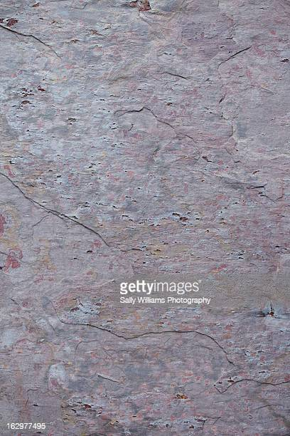 Rainbow slate stone background