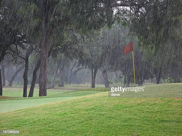 rained out golf